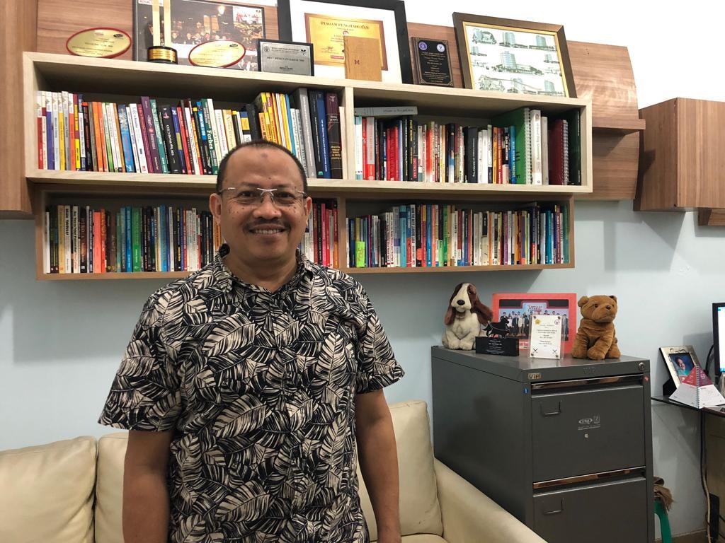 drh Ady Sasmita dari Laras Satwa Group